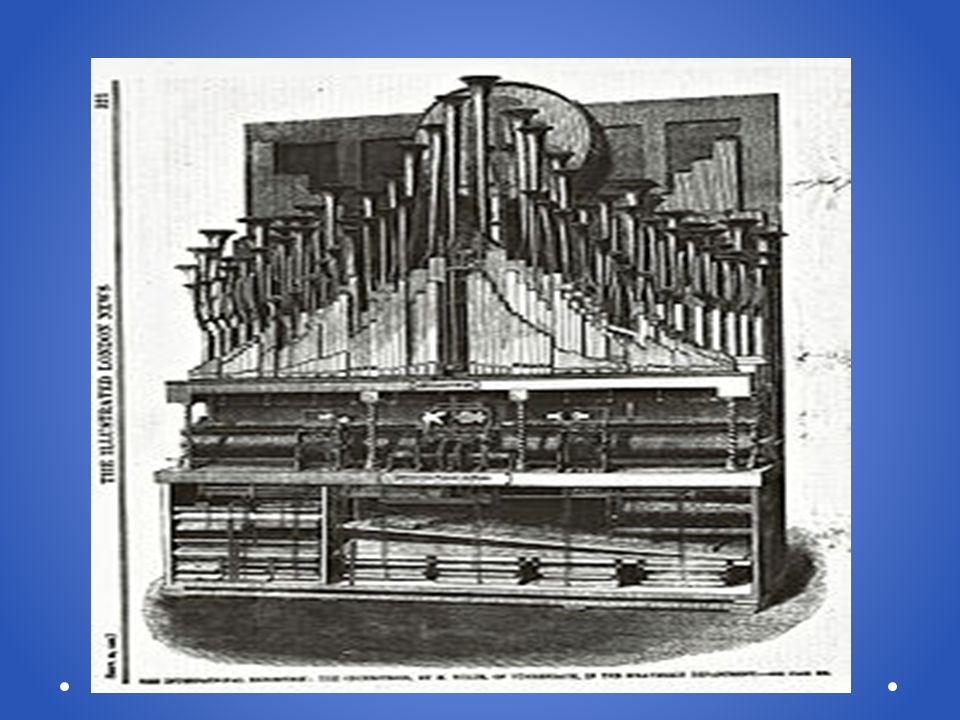 Fonograf je první přístroj na nahrávání a reprodukci hlasu.