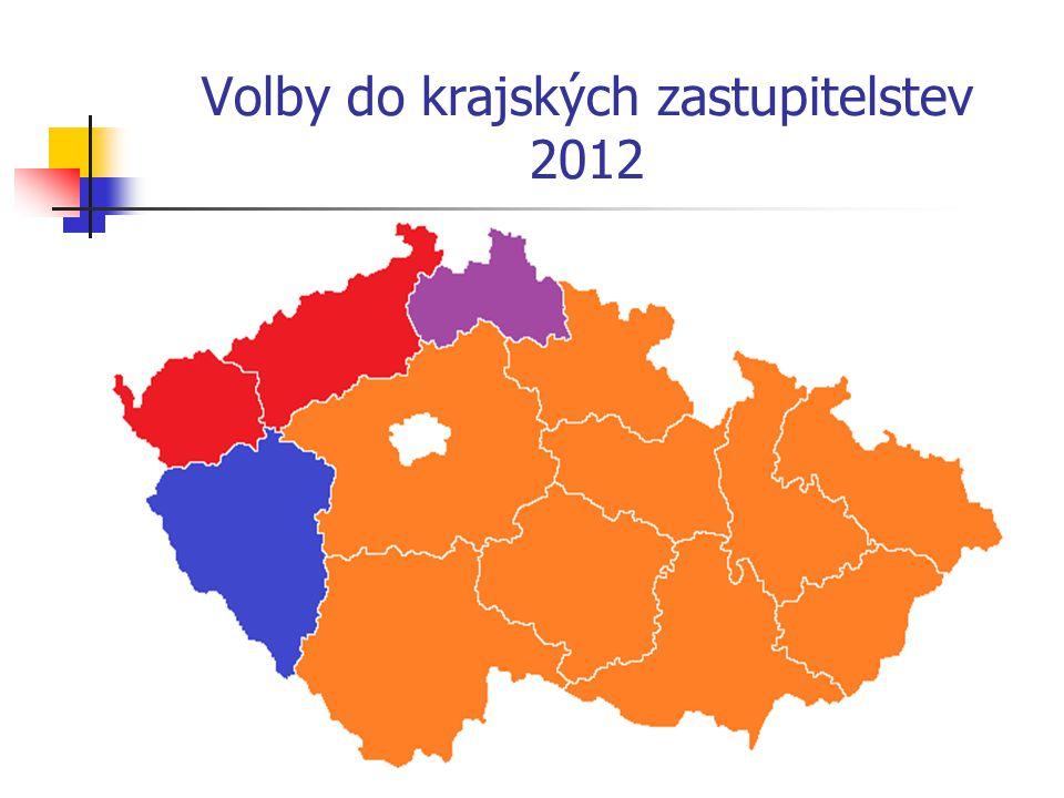 Volby do krajských zastupitelstev 2012