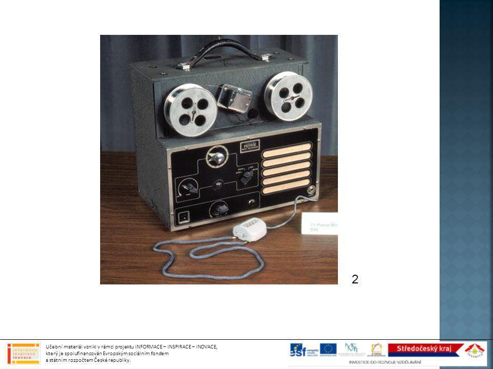  První pokusy o digitální záznam zvuku proběhly v 70.