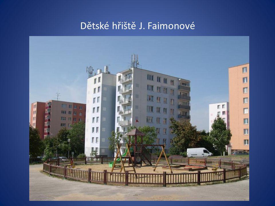 Dětské hřiště J. Faimonové