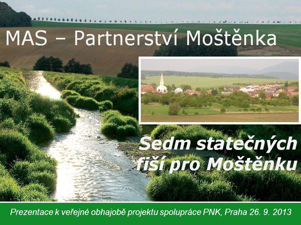 Prezentace k veřejné obhajobě projektu spolupráce PNK, Praha 26. 9. 2013