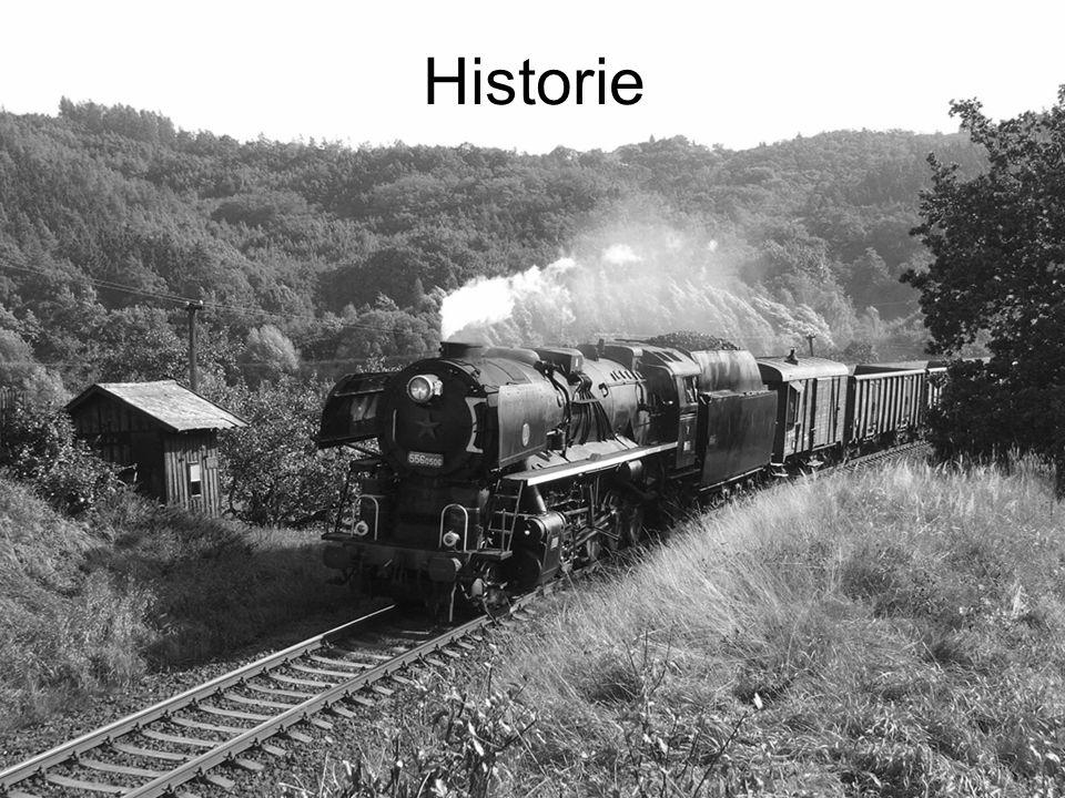Zdroje wikipedia.cz zelpage.cz k-report.net google.cz (obrázky) knihy > Zrození železnic (Baset, 2004) > Encyklopedie železnic (Fortuna, 1992)