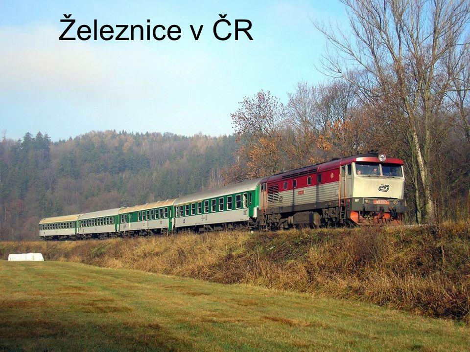 Vývoj 1835-koněspřežná železnice z Č.