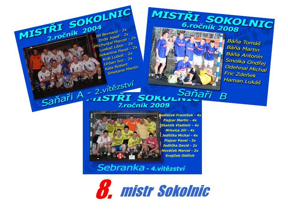 8. mistr Sokolnic