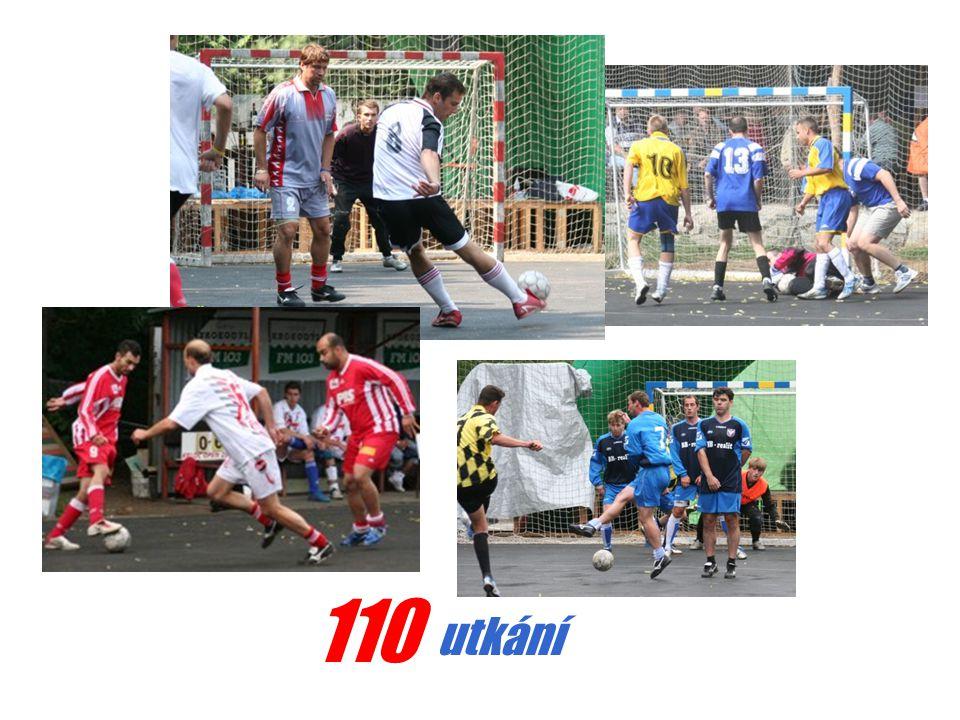 110 utkání