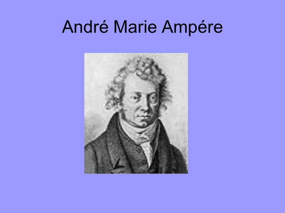 André Marie Ampére