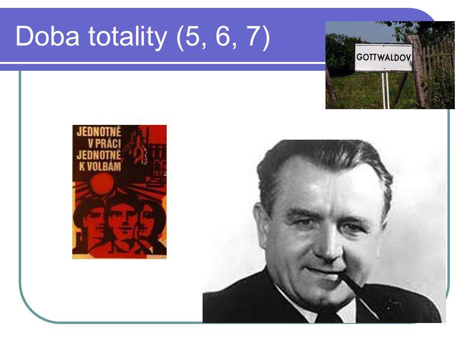 Doba totality (5, 6, 7)