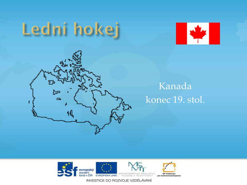 Kanada konec 19. stol.