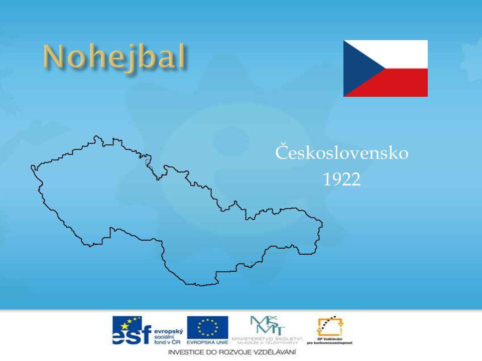 Československo 1922