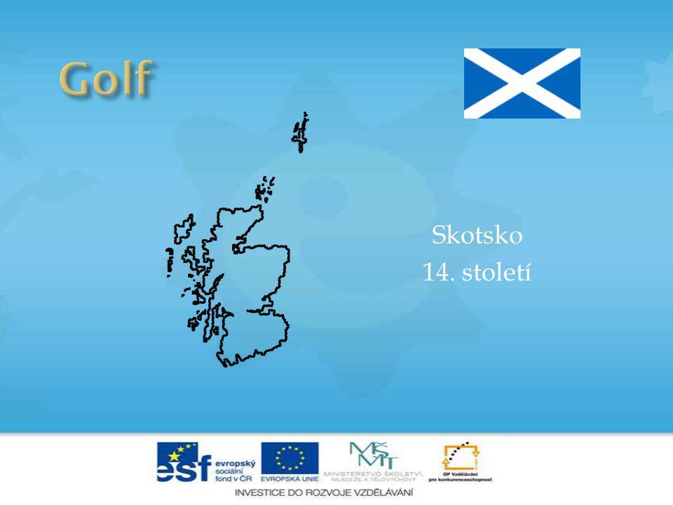 Skotsko 14. století