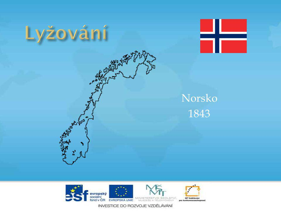 Norsko 1843
