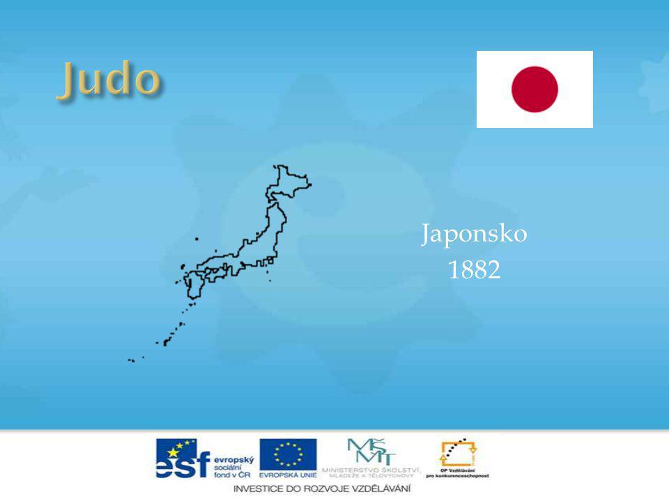 Japonsko 1882