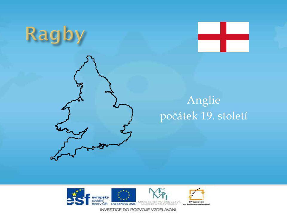 Anglie počátek 19. století