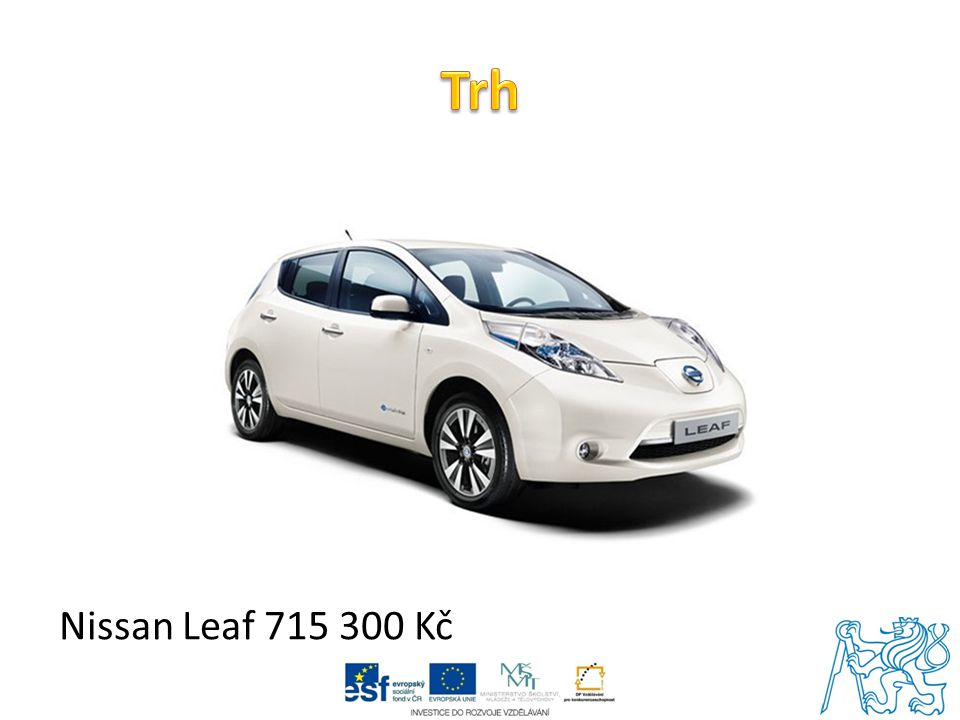 Nissan Leaf 715 300 Kč