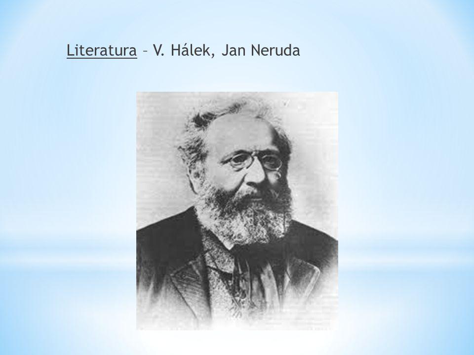 Hudba – Bedřich Smetana