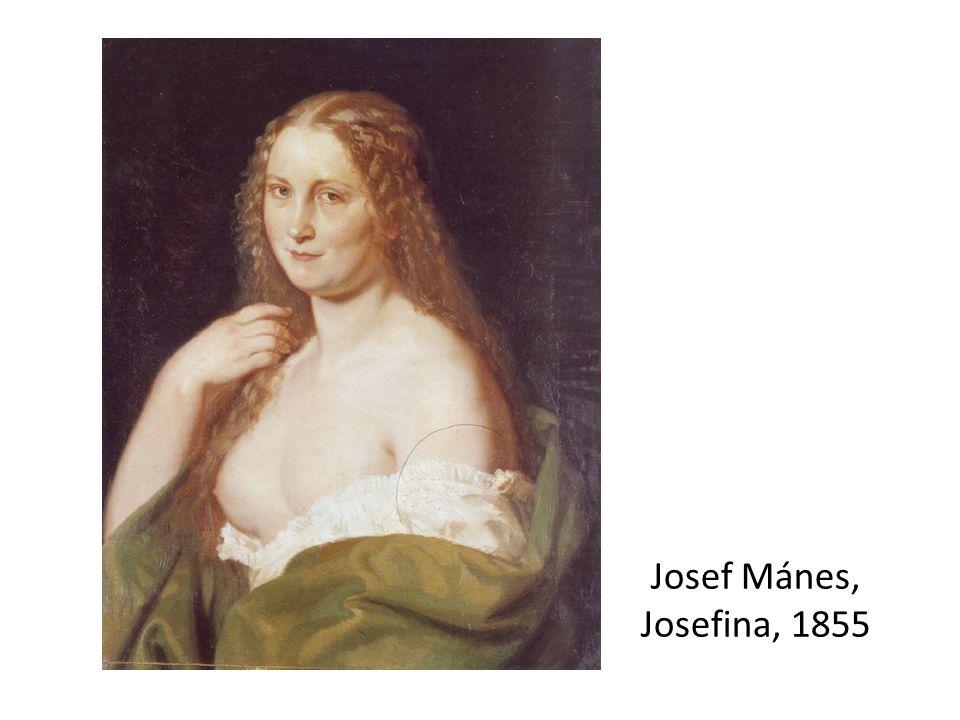 Josef Mánes, Josefina, 1855
