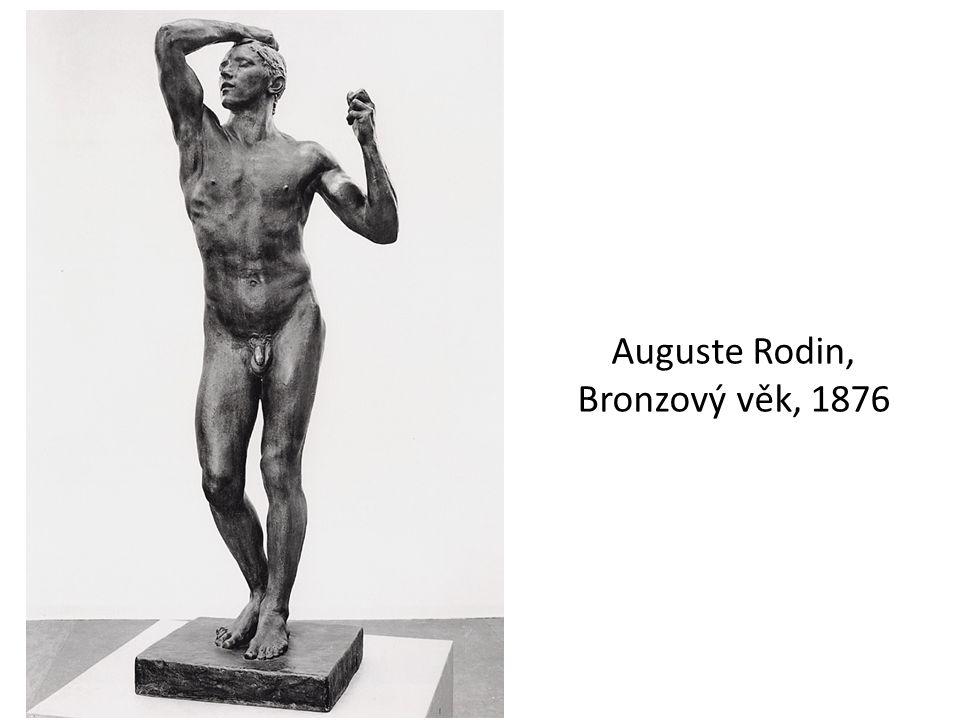 Auguste Rodin, Bronzový věk, 1876