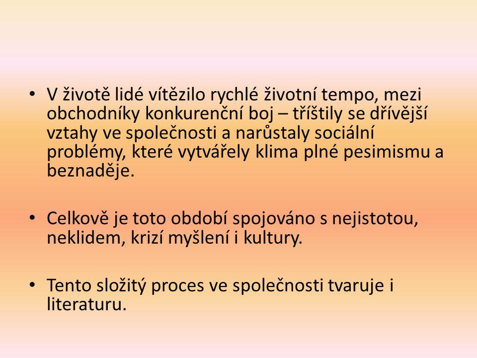 Literární tvorba – próza: Ivův román Pankrác Budecius, kantor