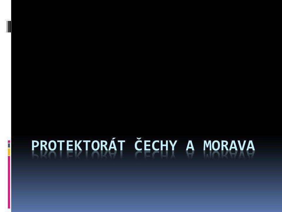 Protektorát Čechy a Morava vysvětli pojmy: a) nacistický režim b) gestapo c) okupace d) norimberské zákony e) holocaust f) genocida 1/ Kdy začala německá okupace Čech a Moravy.