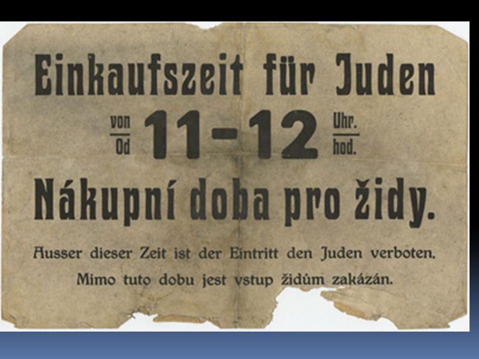 Protektorát Čechy a Morava:  správu převzaly německé orgány  Konstantin von Neurat = říšský protektor, více pravomocí než protektorátní prezident (E.