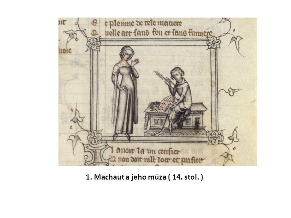 Guillaume de Machaut -byl prvním autorem hudby, jenž kompletně utřídil své dílo hudební ( a také básnické ) -skladby seřadil podle žánru do sedmi kodexů -nedal souhlas s provozováním, dokud si dílo sám neposlechl -izorytmie, opakování rytmického modelu, je v jeho motetech nejen v tenoru, ale i v dalších hlasech