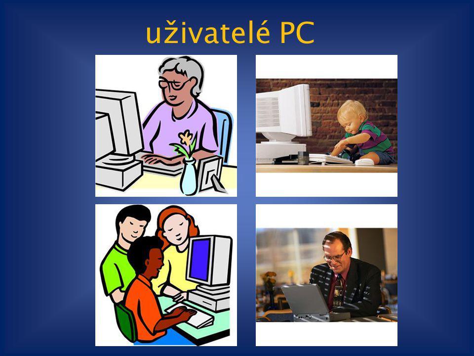 uživatelé PC