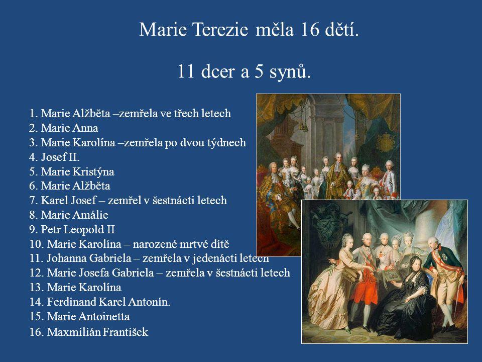 Manžel Marie Terezie František I.