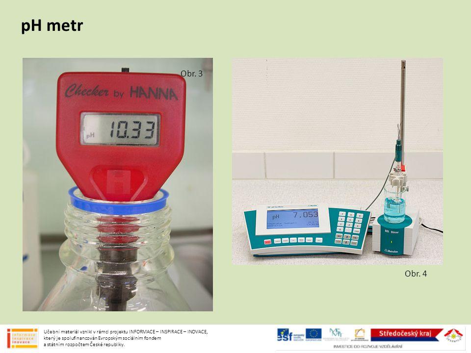 Univerzální indikátorový pH papírek Jsou napuštěny směsí několika různých indikátorů.