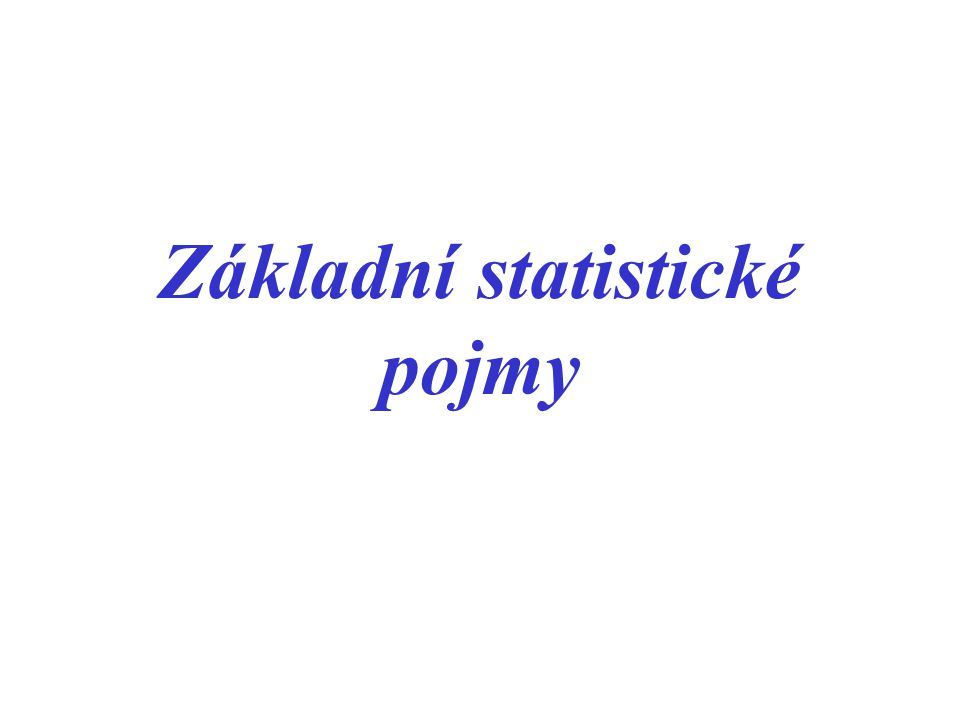  Je-li statistický soubor rozdělen do dílčích podsouborů, v nichž známe dílčí průměry a počty pozorování n 1, n 2, …, n k, pak průměr celkového souboru je váženým aritmetickým průměrem těchto dílčích průměrů, kde vahami jsou četnosti těchto podsouborů.