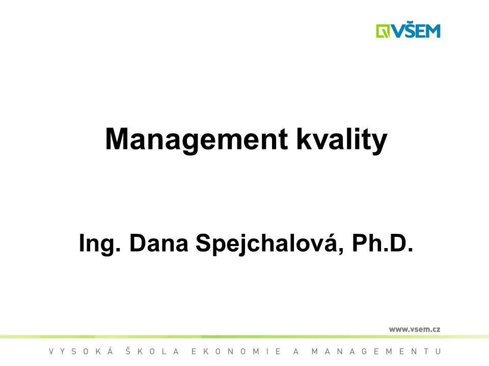 2.Požadavky na management –Úloha vrcholového vedení (v normě 5.