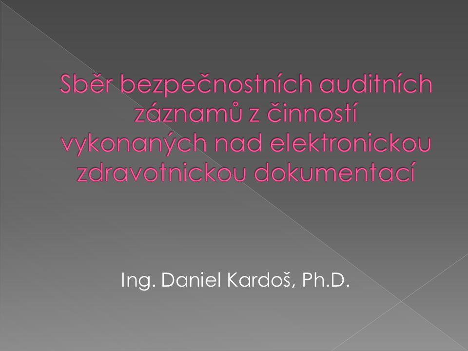 Ing. Daniel Kardoš, Ph.D.