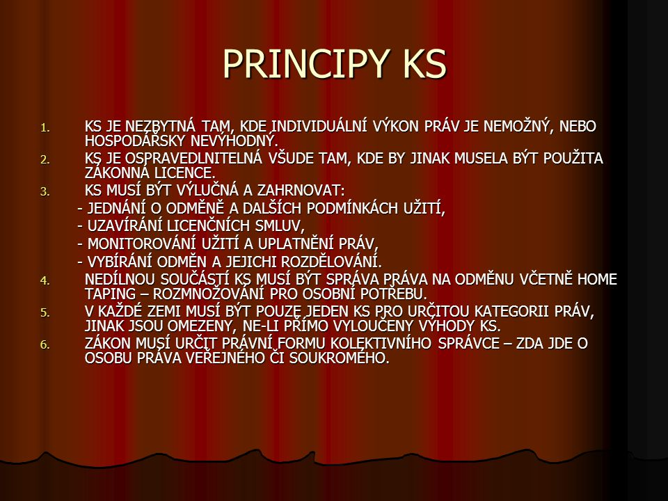 PRINCIPY KS 1.