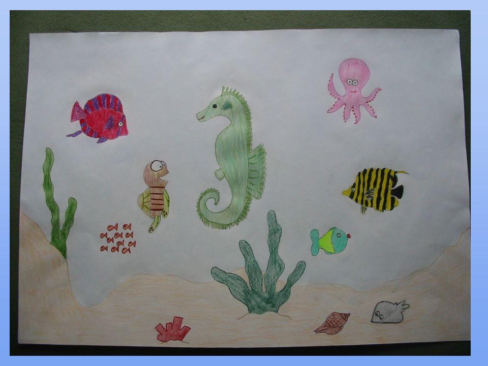 POUŽITÉ OBRÁZKY Všechny ukázky prací byly vytvořeny žáky 6. – 7. ročníků ZŠ Studánka