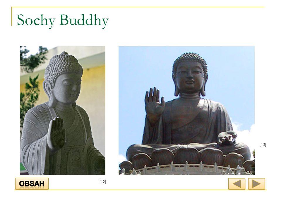 Sochy Buddhy [12] [13]