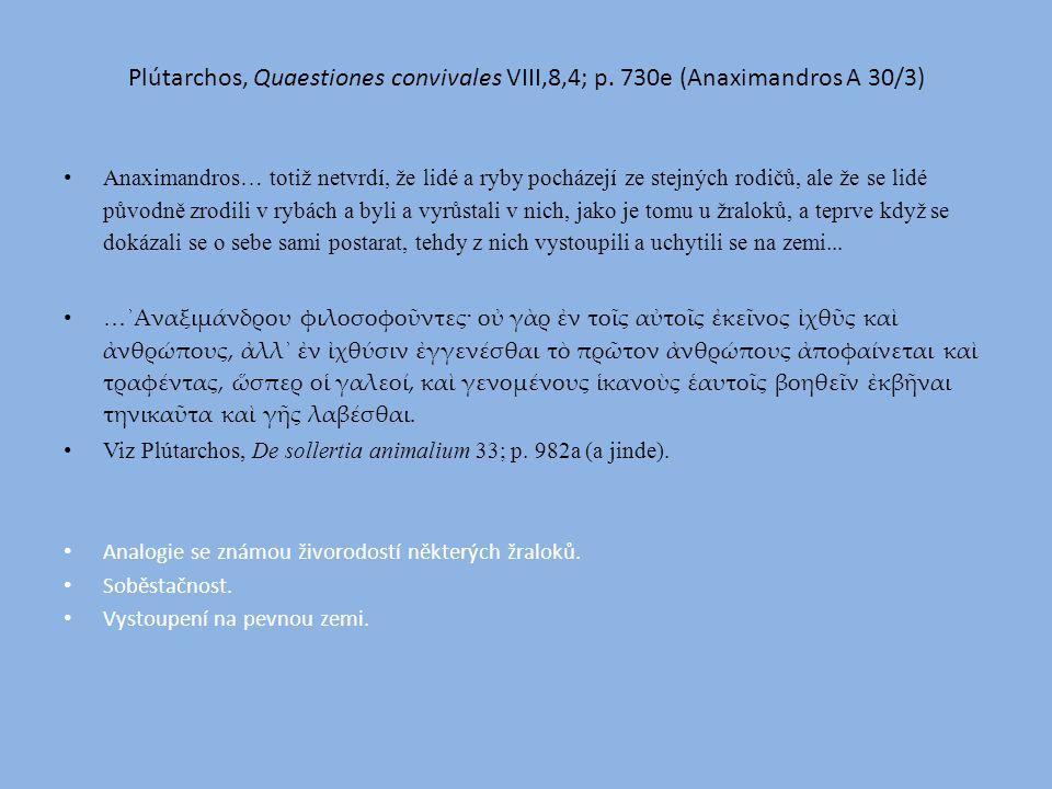 Plútarchos, Quaestiones convivales VIII,8,4; p.