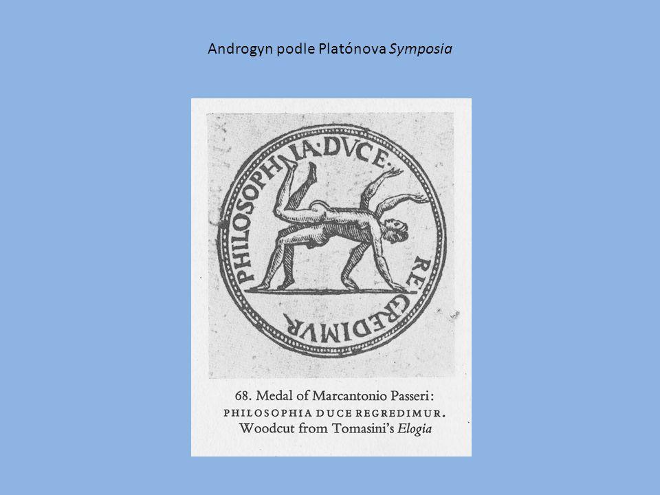Androgyn podle Platónova Symposia