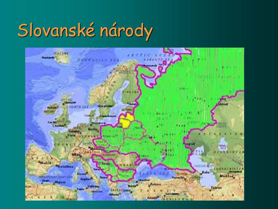 Slovanské národy