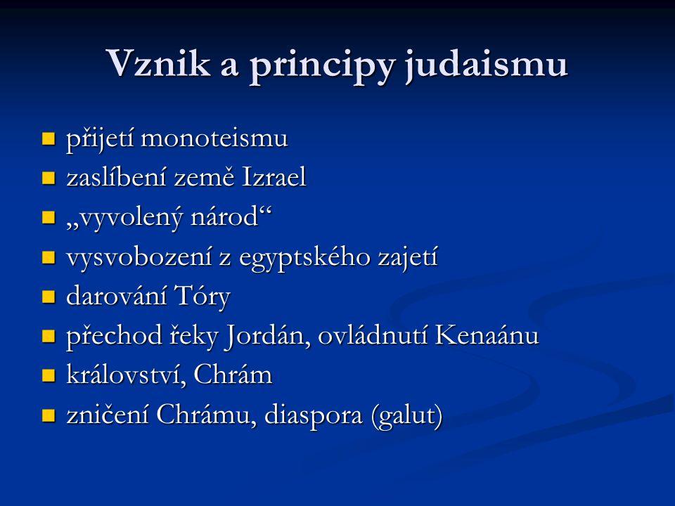 Historie Židů