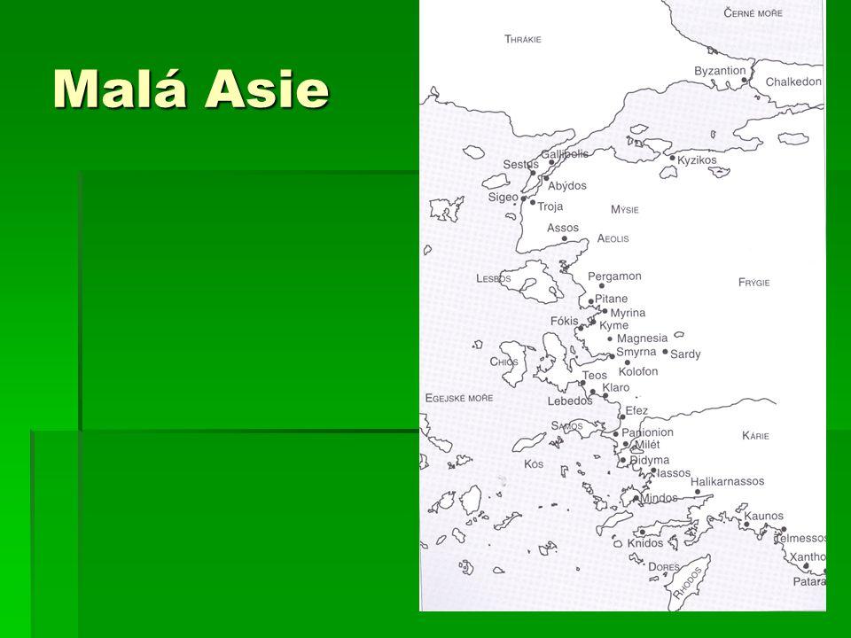 7 Malá Asie