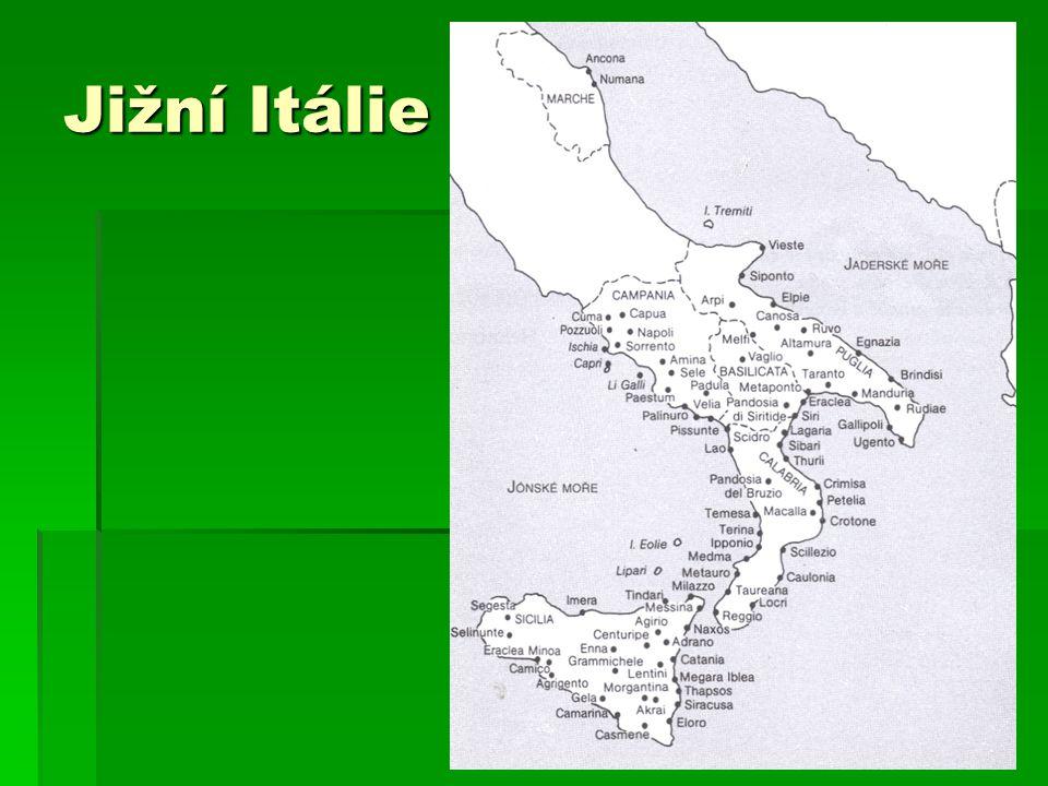 8 Jižní Itálie