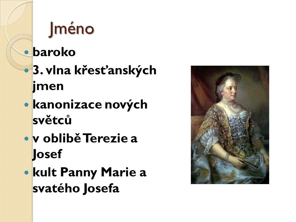 Jméno baroko 3.