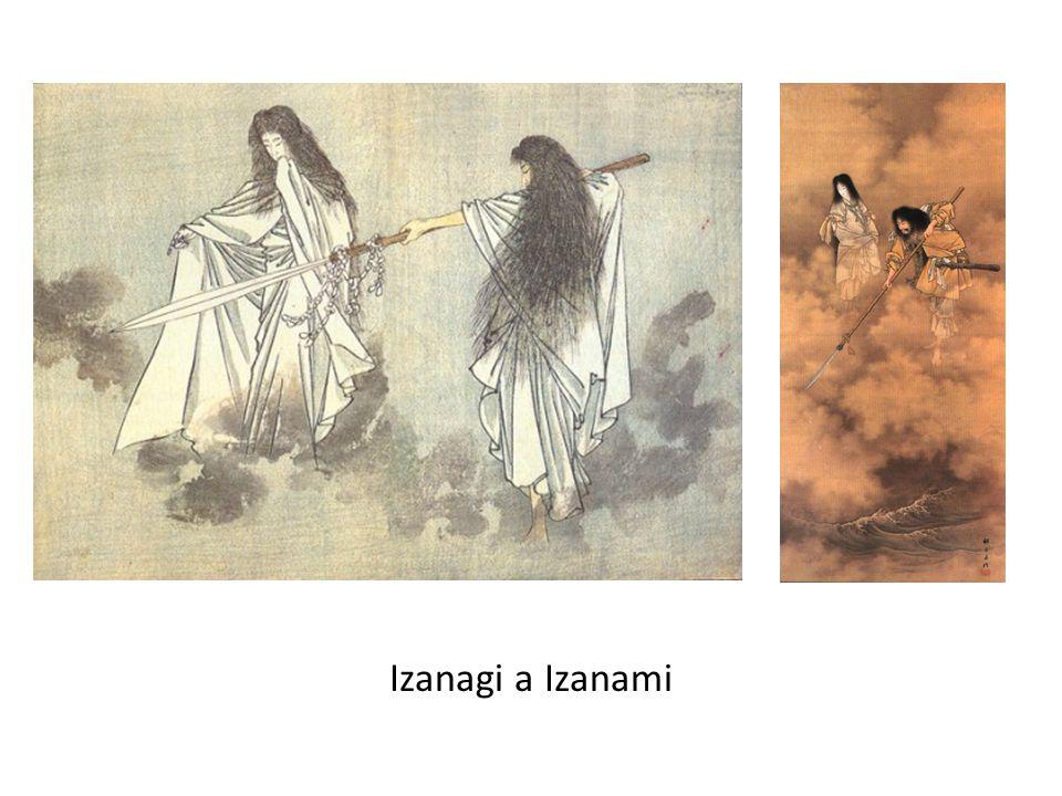 Izanagi a Izanami