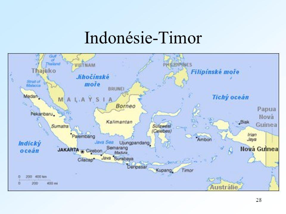 28 Indonésie-Timor