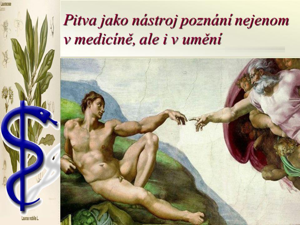 Pitva jako nástroj poznání nejenom v medicíně, ale i v umění