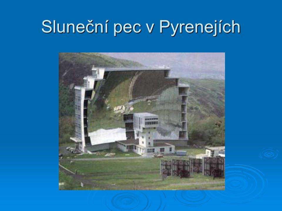 Intenzita slunečního záření v ČR