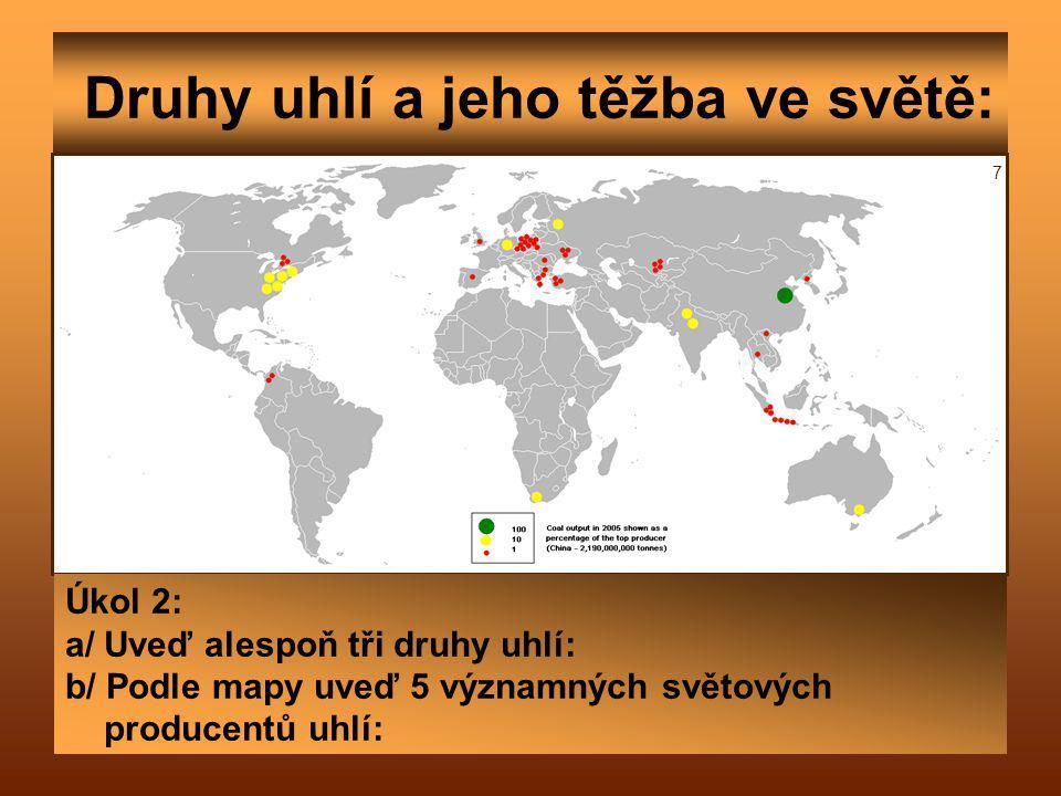 Kontrola úkolu 5 Litvínov Kralupy nad Vltavou