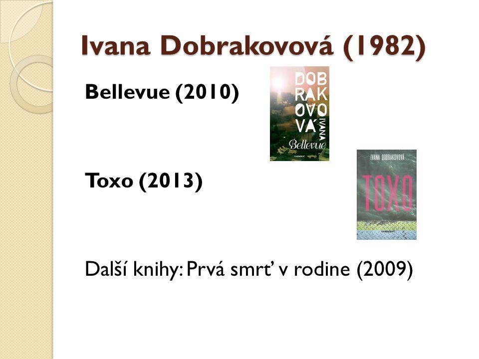 Michaela Rosová (1984) Dandy (2011) Další knihy: Hlava nehlava (2009), Malé Vianoce (2014)