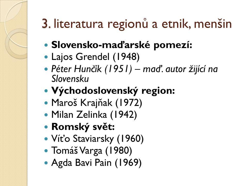 Lajos Grendel (1948) U nás v New Honte (2002) Kráľ Matej v New Honte (2005) Hromadný hrob pri New Honte (2006)