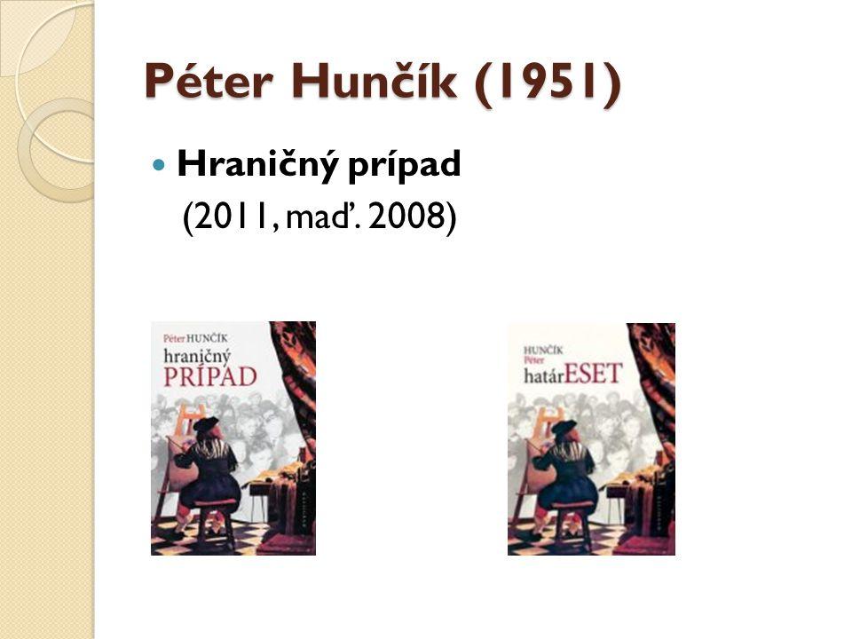 Maroš Krajňak (1972) Carpathia (2011) Entropia (2012) Informácia (2013)