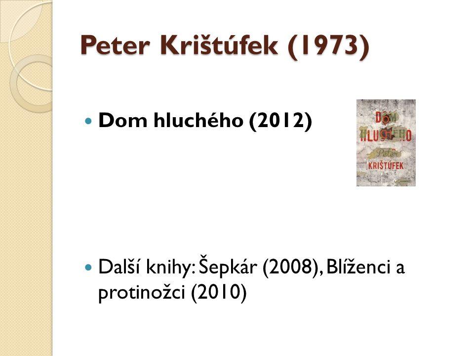 Ján Rozner (1922-2006) Sedem dní do pohrebu (2009) Noc po fronte (2010)